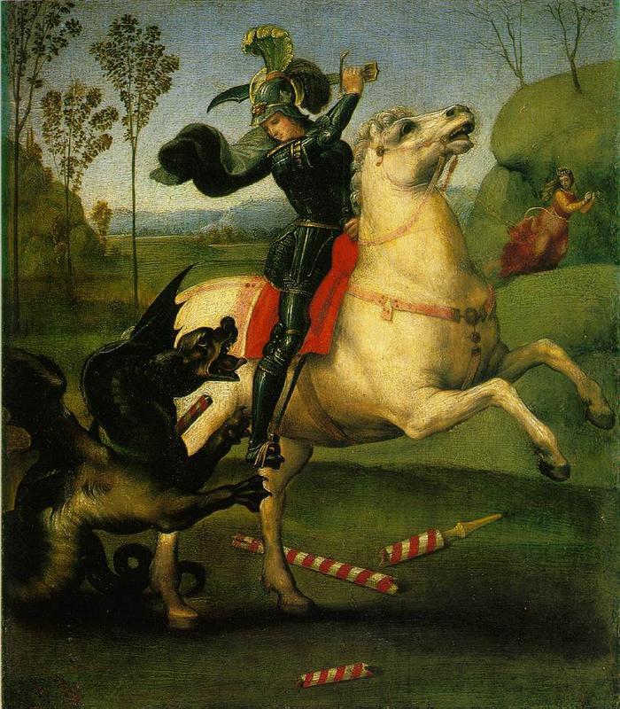 聖ゲオルギオスと竜