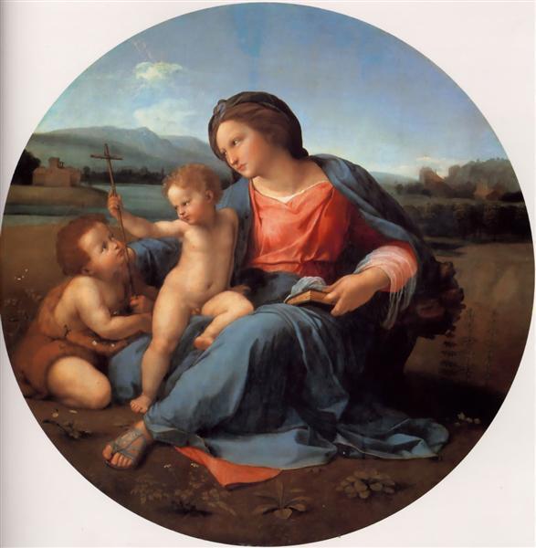 アルバの聖母