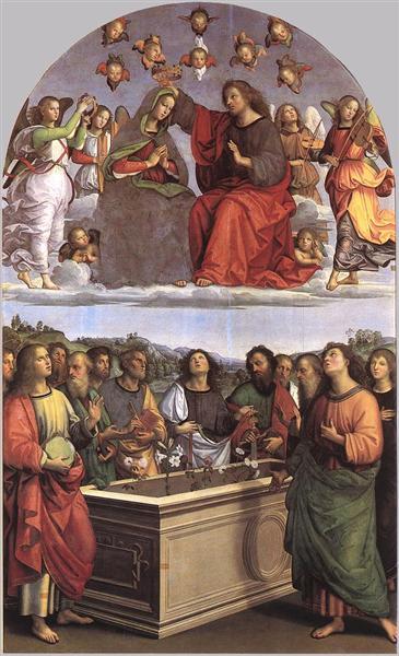 聖母の戴冠