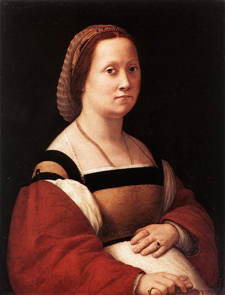 妊婦の肖像