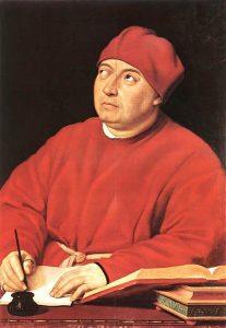 トマソ・インギラーミの肖像