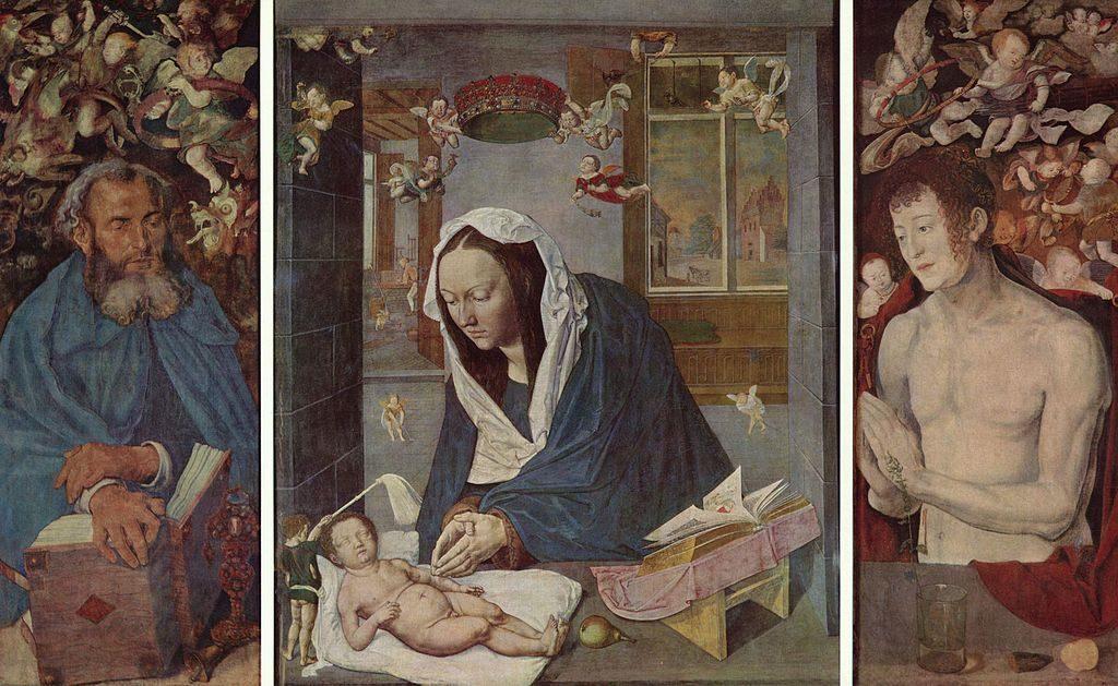 ドレスデン祭壇画