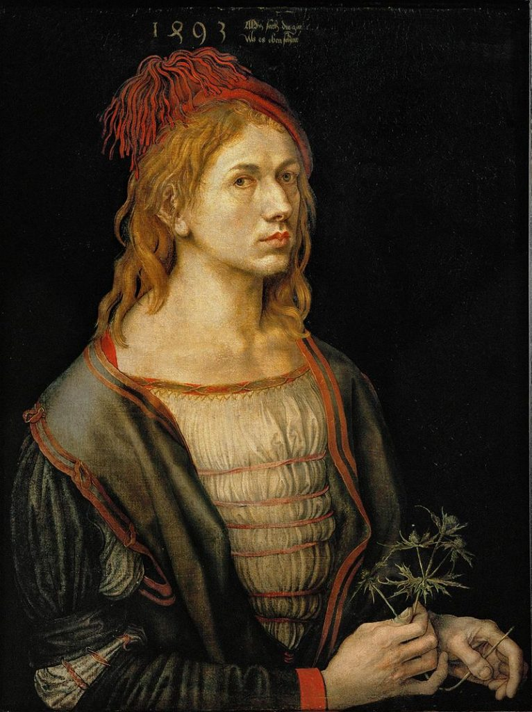 1493年の自画像