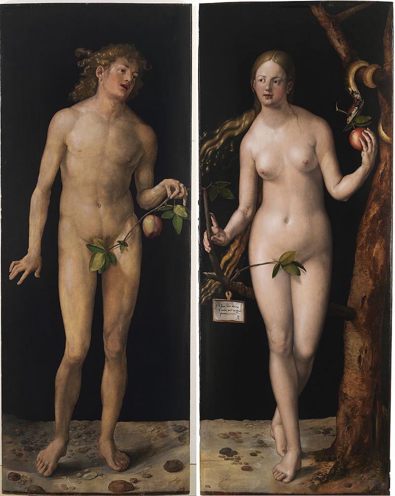 アダムとエヴァ