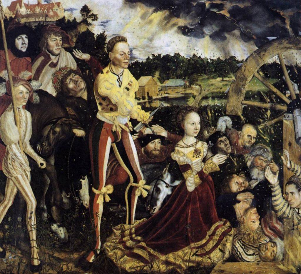 聖カタリナ祭壇画