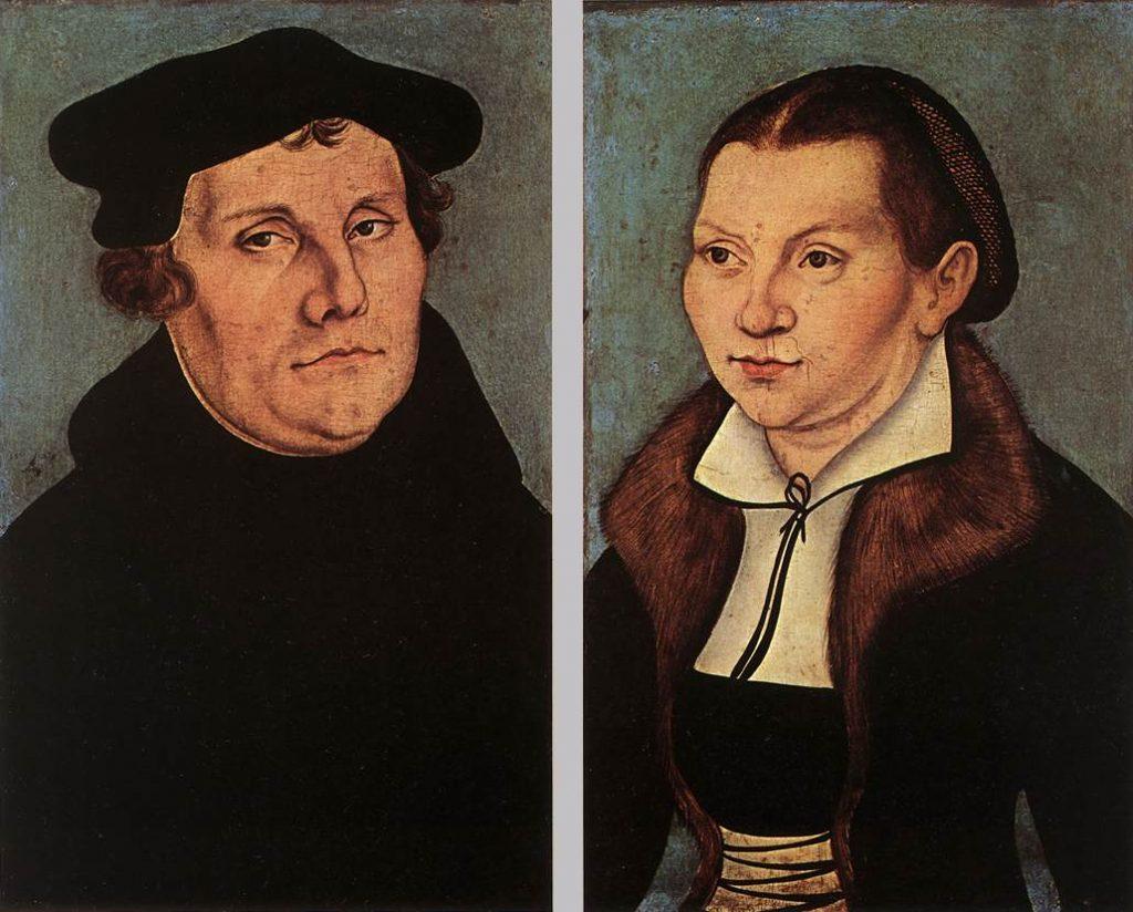 ルター夫妻の肖像