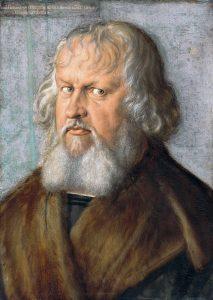 ヒエロニュムス・ホルツシューアーの肖像