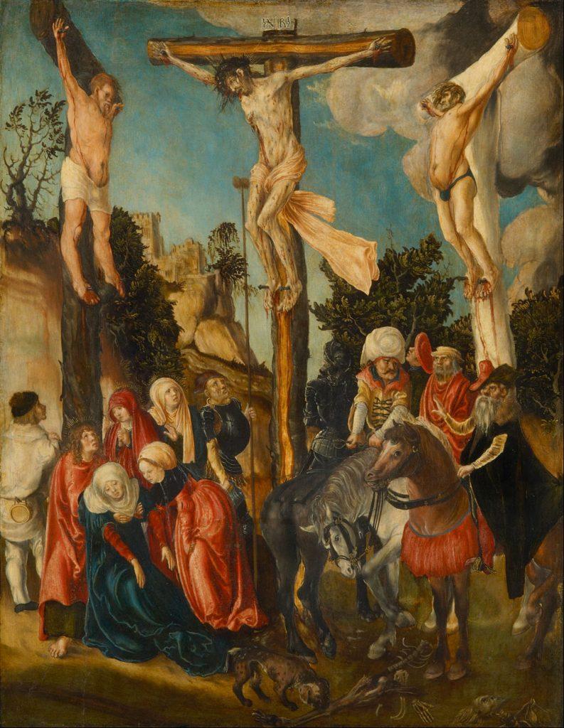 キリスト磔刑(1501年)