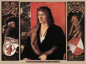 オズヴォルト・クレルの肖像