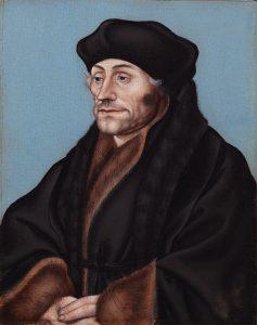 ロッテルダムのエラスムスの肖像