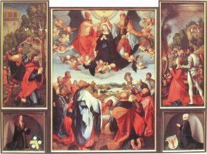 ヘラー祭壇画
