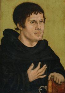 アウグスティヌス会士としてのマルティン・ルター