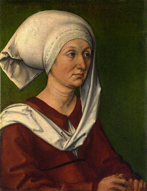 バルバラ・デューラーの肖像