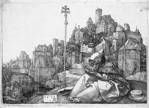 聖アントニウスと聖パウルス