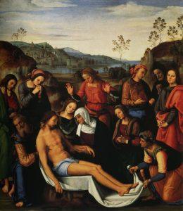 キリストの哀悼