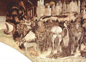 聖ゲオルギウスと王女