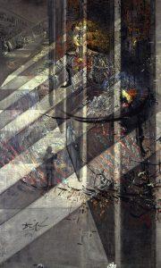 ダリ自身の光と影を含んだ、マルガリータ王女を描くベラスケスの絵