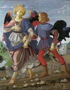 トビアスと天使