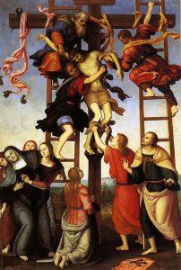 アンヌンツィアータの多翼祭壇画