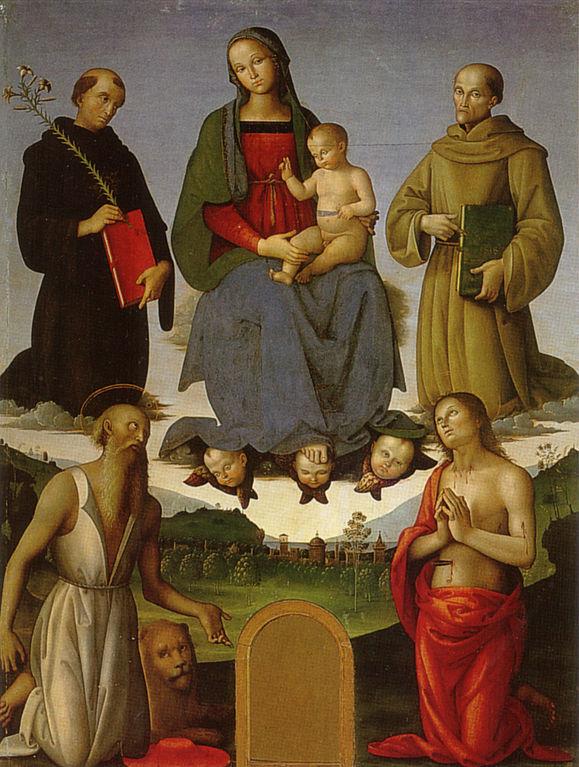 テツィの祭壇画