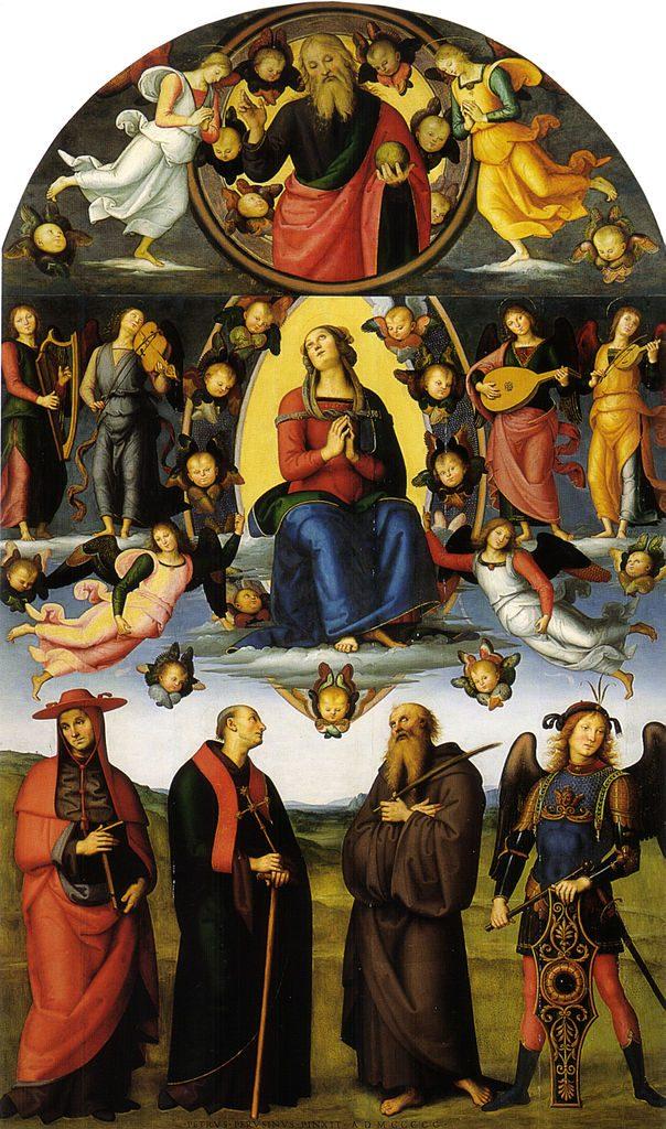 ヴァロンブローザの祭壇画