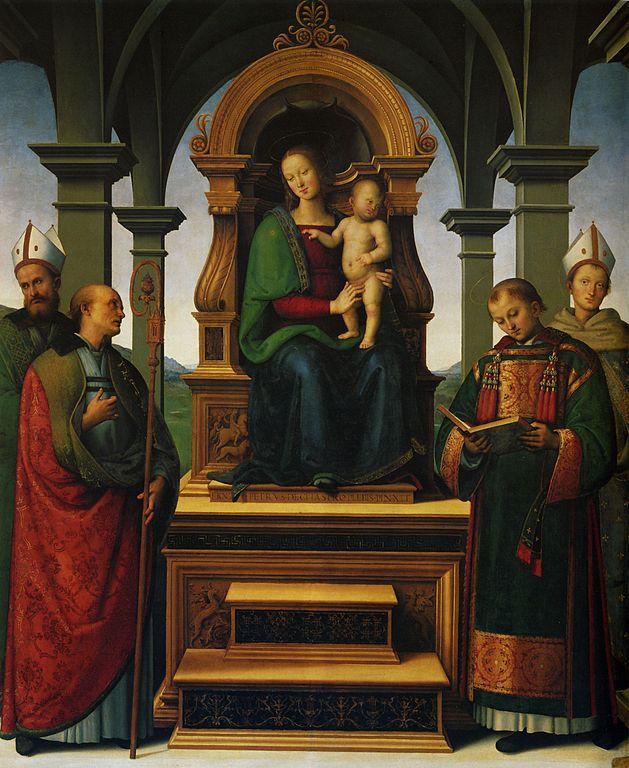 デチェンヴィリの祭壇画