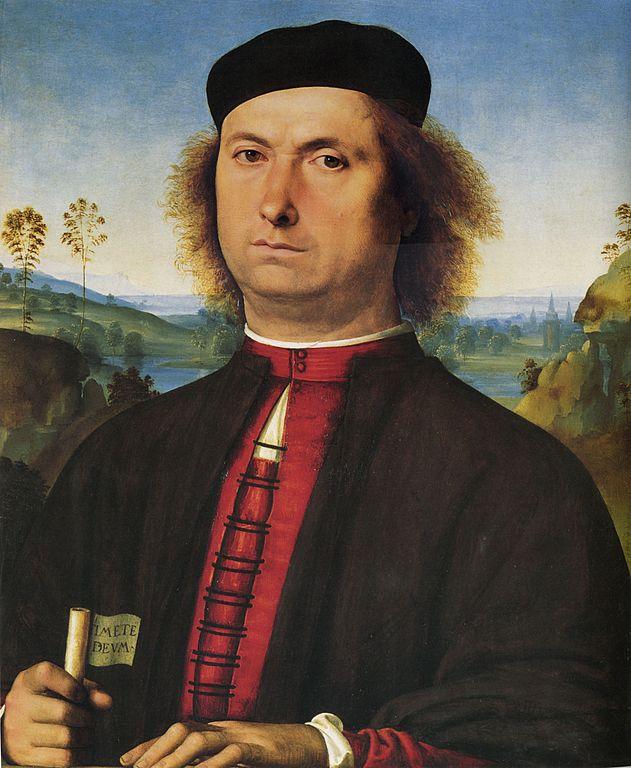 フランチェスコ・デッレ・オペレの肖像