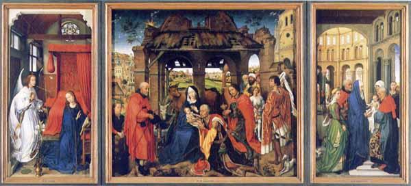 コルンバ祭壇画