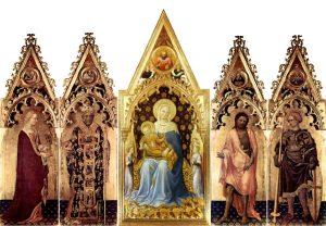 クァラテージの多翼祭壇画