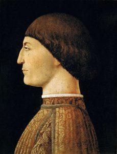 シジスモンド・パンドルフォ・マラテスタの肖像
