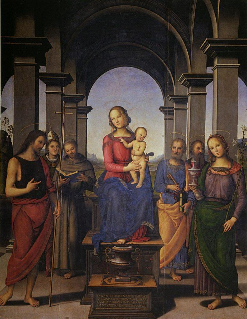 ファーノの祭壇画