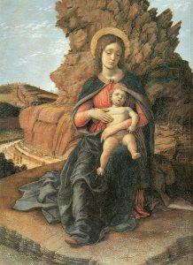 石切場の聖母子