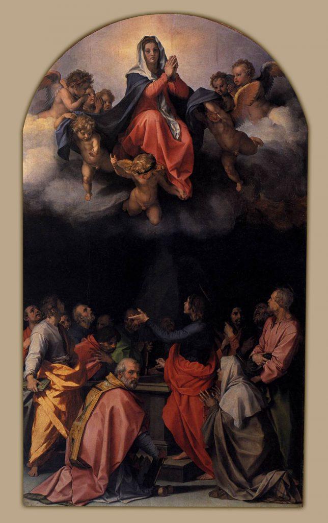 パッセリーニの聖母被昇天