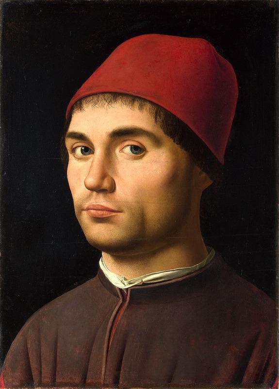 男性の肖像