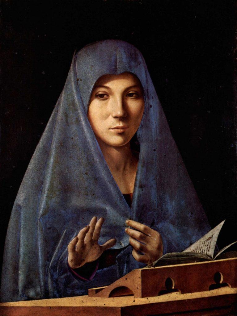 お告げの聖母マリア