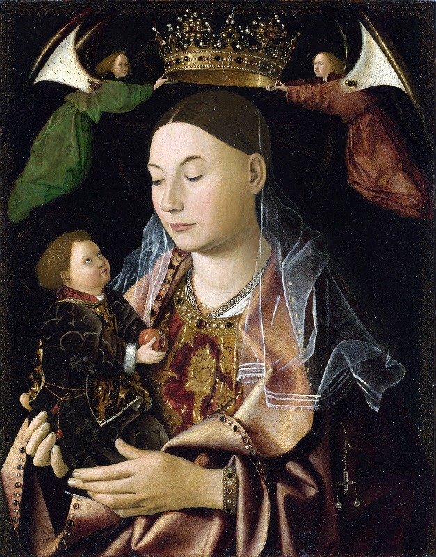 ソールティングの聖母子