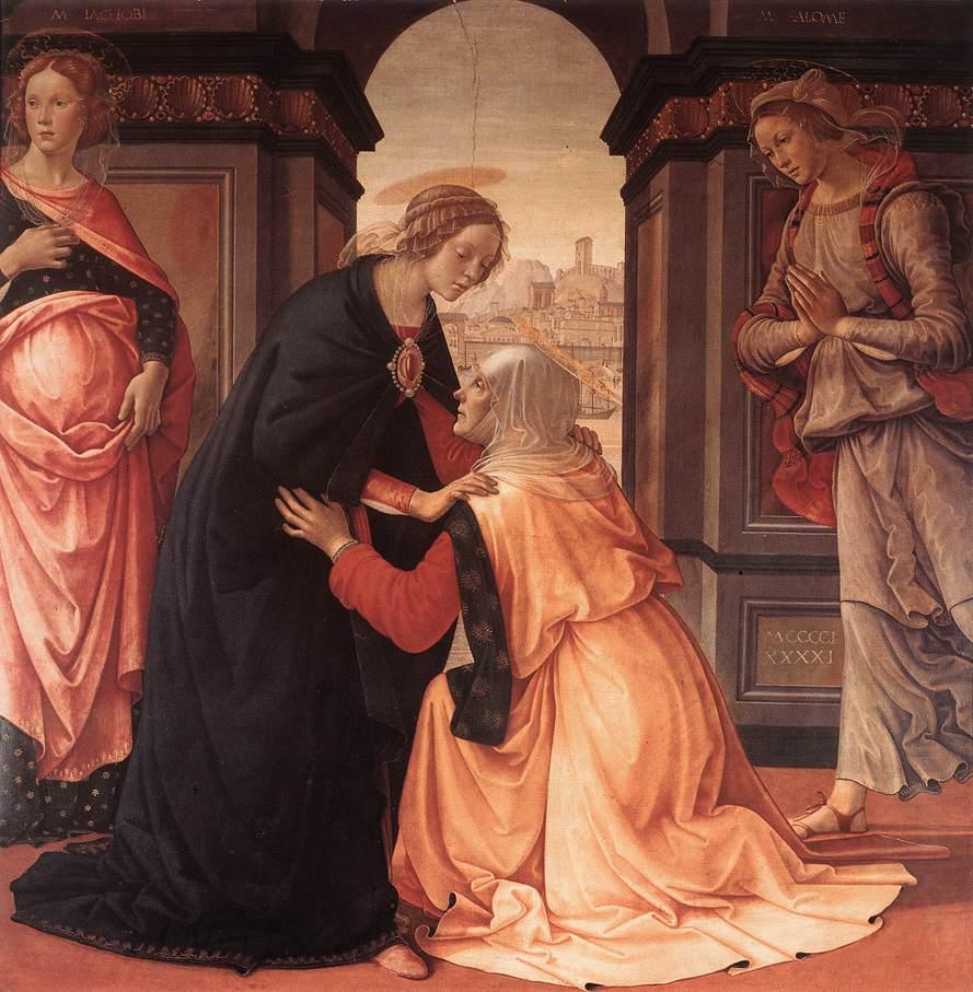 エリザベト訪問
