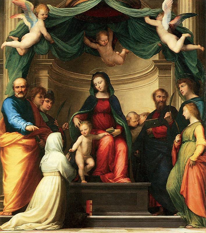 聖カテリーナの神秘の結婚