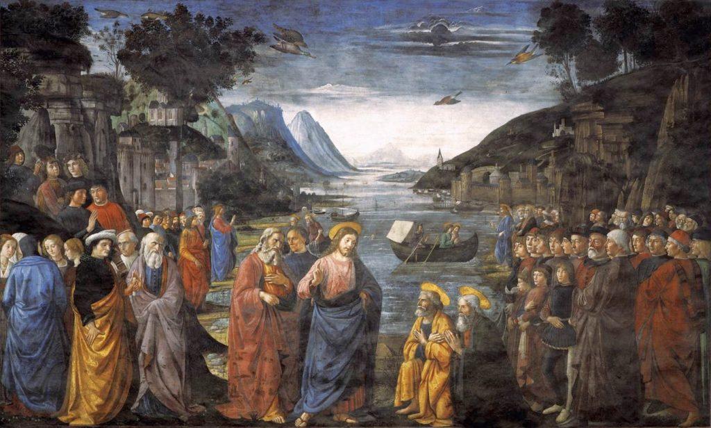 使徒の改宗