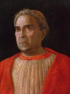 ルドヴィーコ・トレヴィザン枢機卿の肖像