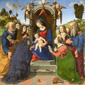 アレクサンドリアの聖カタリナの神秘の結婚