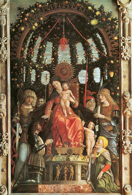 勝利の聖母