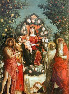 トリヴルツィオの祭壇画