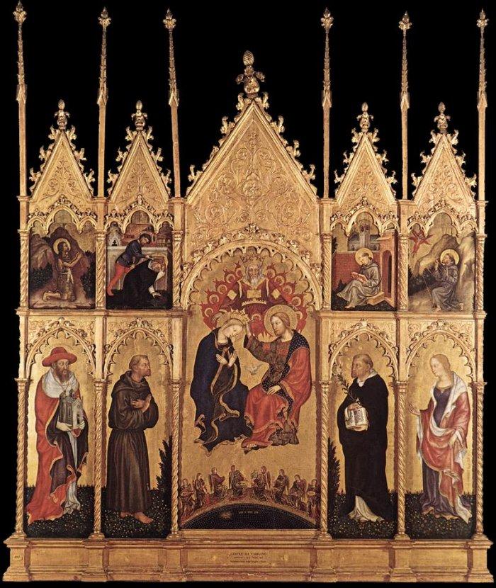 ヴァレ・ロミータの多翼祭壇画