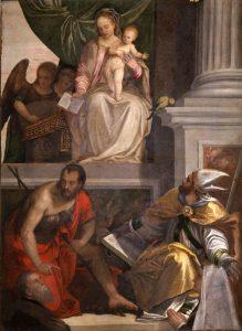 ベビラックア・ラツィーゼの祭壇画