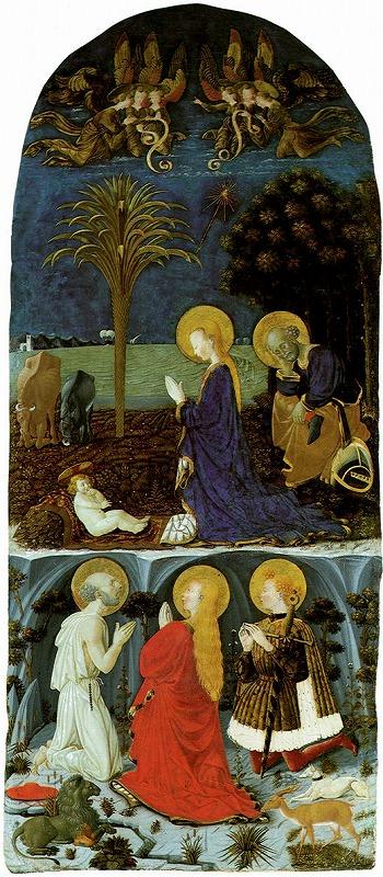 聖人たちの礼拝