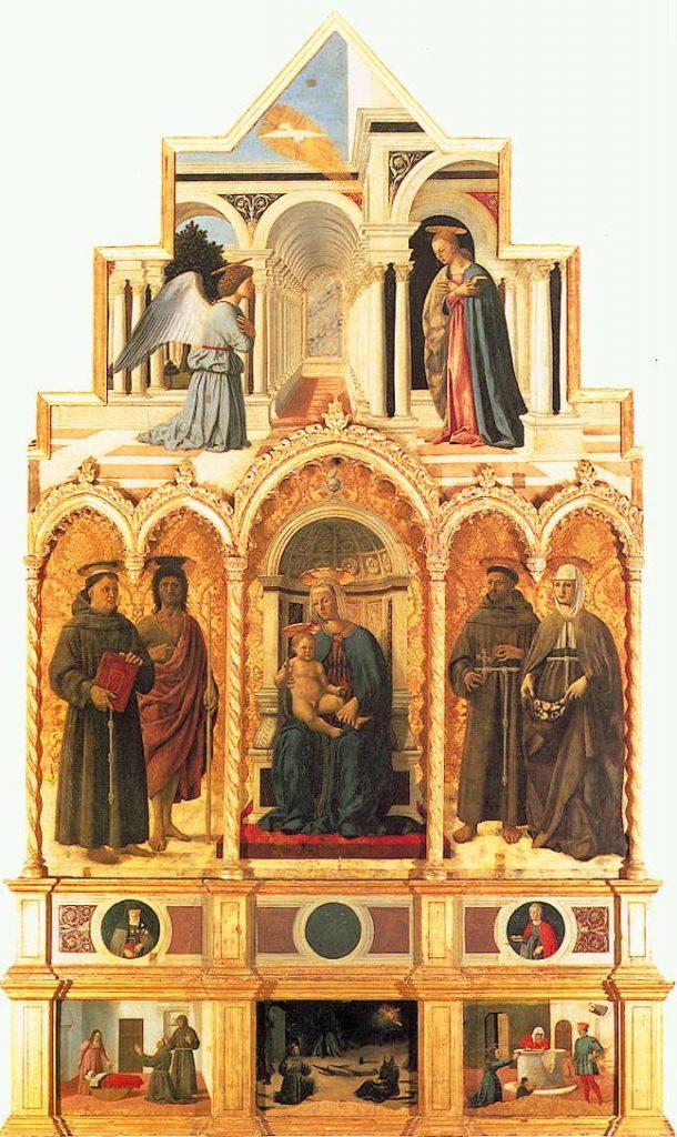 サンタントニオの祭壇画