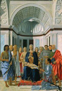 ブレラの祭壇画