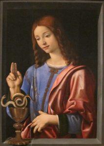 福音伝道者聖ヨハネ