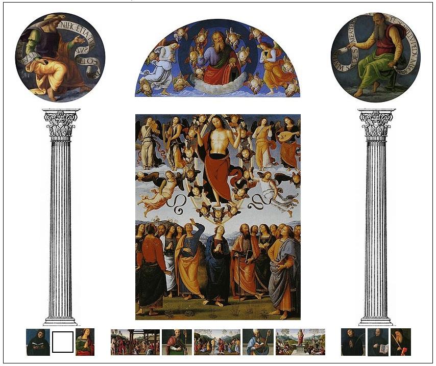 サン・ピエトロ多翼祭壇画